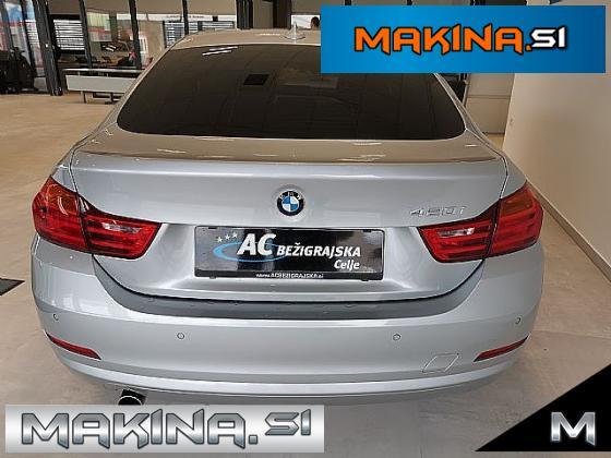 BMW serija 4- 420i Gran Coupé- BIXENON- NAVIGACIJA- 2 X PDC- ALU- JAMSTVO 12 Mesecev