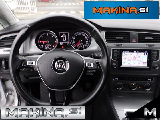 Volkswagen Golf Variant 1.6 TDI BMT- NAVIGACIJA- PARK SENZORJI- PDC- ELEKTRIČNI PAKET- JAMSTVO
