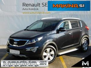 Kia Sportage 2WD 1.7 CRDi Limited Plus