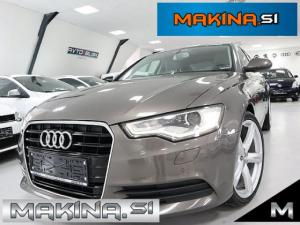 Audi A6 2.0 TDI- AVTOMATIC- SLOVENSKO VOZILO- NAVIGACIJA- BI-XENON- KEYLESS-GO- LED