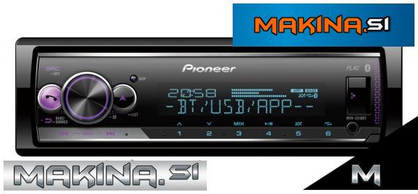 AVTORADIO PIONEER MVH-S510BT