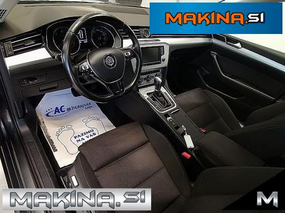 Volkswagen Passat Variant 1.6 TDI BMT Comfortline DSG- NAVI- 2 X PDC