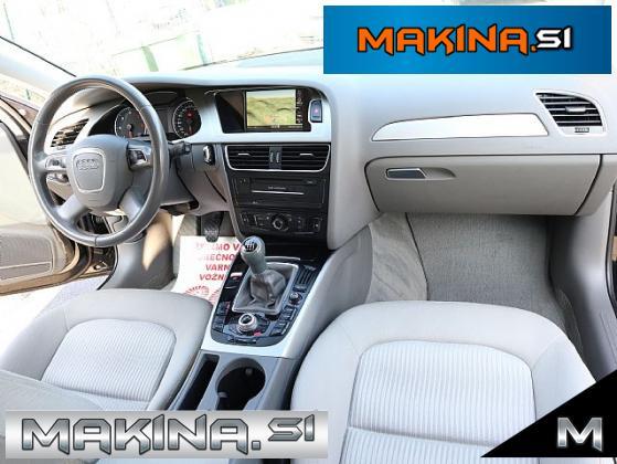 Audi A4 Avant 2.0 TDI- NAVIGACIJA- 3D- TEMPOMAT- BLUETOOTH-
