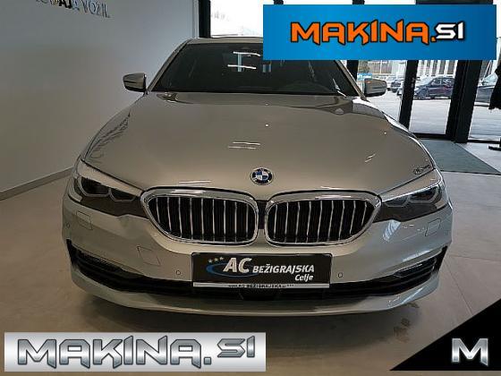 BMW serija 5- 520d Edition Avtomatic- LED- 2 X PDC- TOVARNIŠKA GARANCIJA