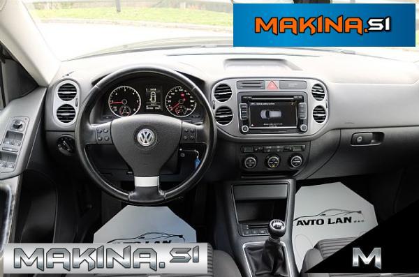 Volkswagen Tiguan 2.0 TDI 4motion ODLIČEN Slovensko poreklo
