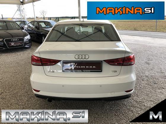 Audi A3 Limuzina 1.6 TDI Design-xenon-navi-pdc-alu16