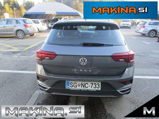 Volkswagen T-Roc 1.5 TSI BMT Sport