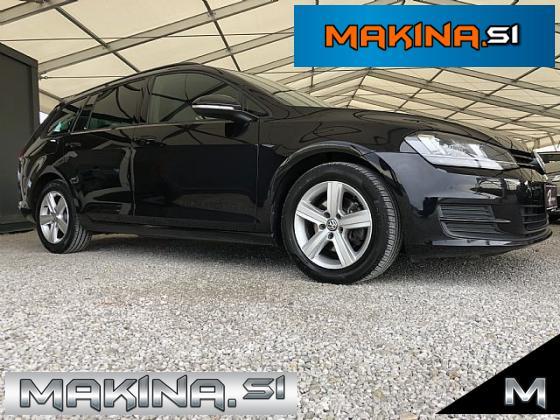 Volkswagen Golf Variant 1.6 TDI BMT R-line-xenon- navigacija- pdc- alu16