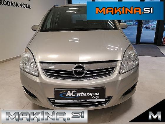 Opel Zafira Cosmo 1.9 CDTI Avtomatik- 7 SEDEŽEV- BREZ POLOGA