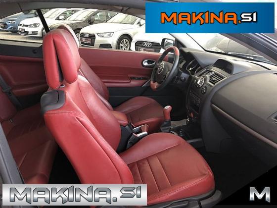 Renault Megane St.Tropez 1.6 16V- panorama-slovensko vozilo- odličen