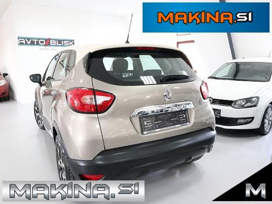 Renault Captur TCe 90-SLOVENSKO VOZILO- 39.000- KAMERA- NAVIGACIJA- KEYLESS GO- PDC