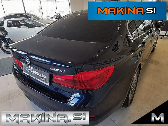 BMW serija 5- 520d EfficientDynamics Avtomatic- LED- NAVIGACIJA- KAMERA- 2 X PDC-