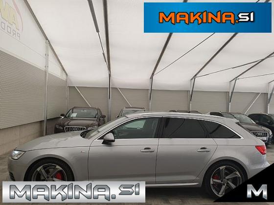 Audi A4 Avant 2.0 TDI Sport VIRTUALNI ŠTEVCI Webasto