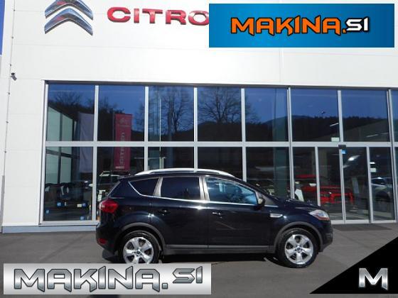 Ford Kuga 2.0 TDCi 4x4 Titanium DPF