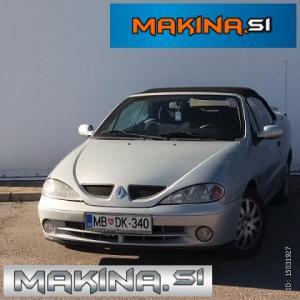 Renault Megane Cabrio 1.6 16V
