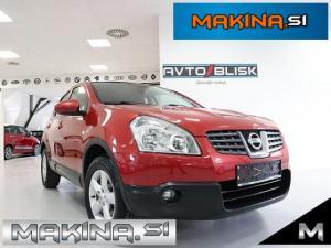 Nissan Qashqai 1.6 16V- SLOVENSKO VOZILO- BLUETOOTH- PDC- TEMPOMAT- KOT NOV-