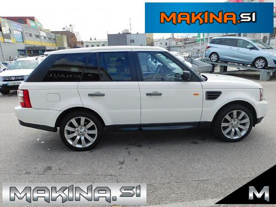 Land Rover- Range Rover Sport 2.7 TdV6 HSE Avtomatic
