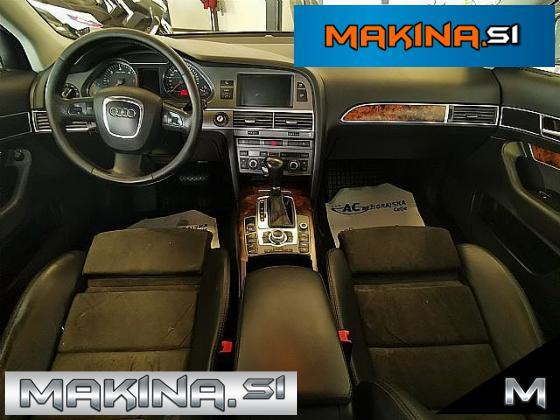 Audi A6 Avant 2.7 V6 TDI DPF Multitronic- NAVIGACIJA- 2 x PDC- ALU