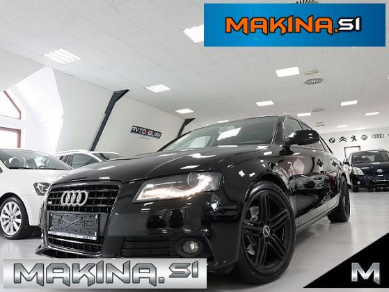 Audi A4 Avant 2.0 TDI- LED-NAVIGACIJA- 170PS- SPORT -GRETJE SEDEŽEV- SIJAJ-