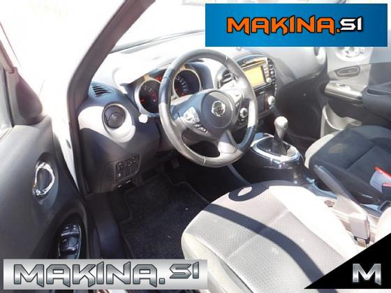 Nissan Juke 1.6 16V N-TEC