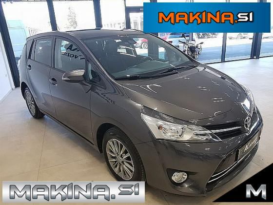 Toyota Verso 1.6D- DESIGN- NAVIGACIJA- PANORAMA- KAMERA- PDC