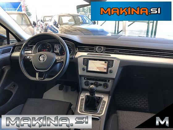 Volkswagen Passat Variant 2.0 TDI BMT Comfortline- navigacija- pdc- alu16