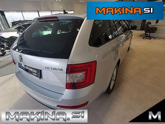 Škoda Octavia Combi 1.6 TDI Business DSG- NAVIGACIJA- PDC- ALU- JAMSTVO