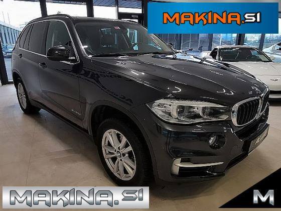 BMW serija X5- xDrive25d Avtomatic Lounge PLUS- 4X4- PANORAMA- BIXENON