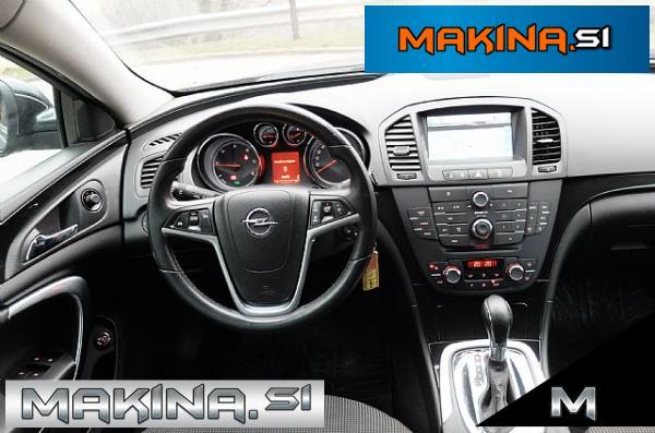 Opel Insignia SportsTourer 2.0 CDTI Sport Avtomatic NAVIGACIJA