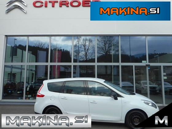 Renault Grand Scenic 1.9 dCi Bose Edition