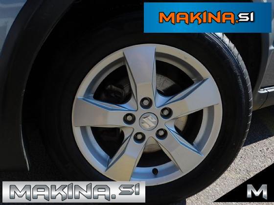 Suzuki SX4 4x4 1.6 Deluxe