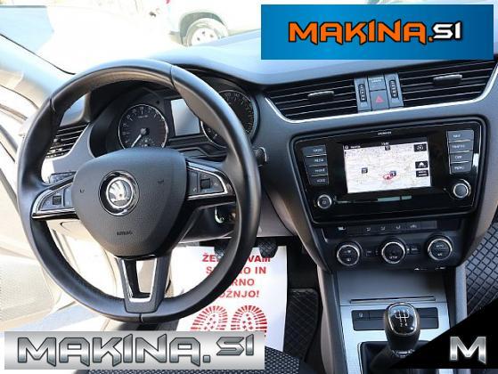Škoda Octavia Combi 1.6 TDI- NAVIGACIJA- SPORT- TEMPOMAT- CROM-