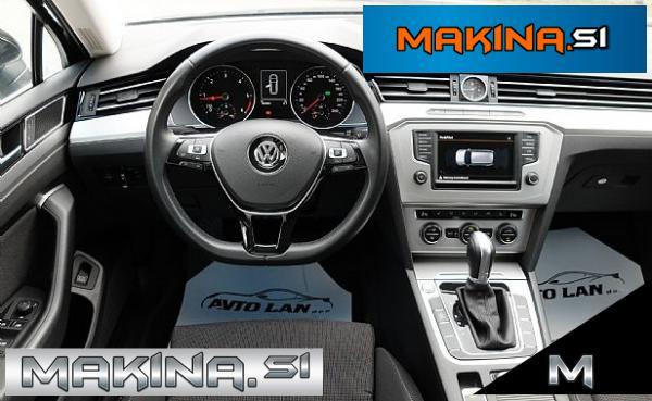 Volkswagen Passat Variant 2.0 TDI BMT Highline DSG Xenon-led NAVIGACIJA