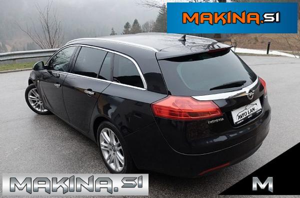 Opel Insignia SportsTourer 2.0 CDTI Cosmo Avtomatic NAVIGACIJA