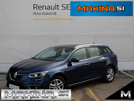 Renault Megane Grandtour dCi 110 Energy JAMSTVO + VINJETA