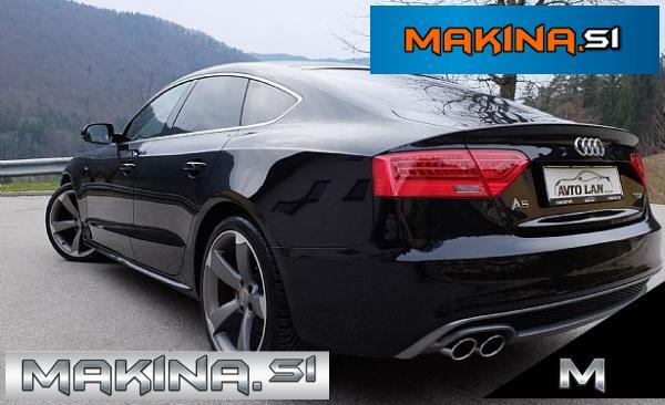 Audi A5 Sportback 2.0 TDI 2x S-line Xenon-led 3D NAVI