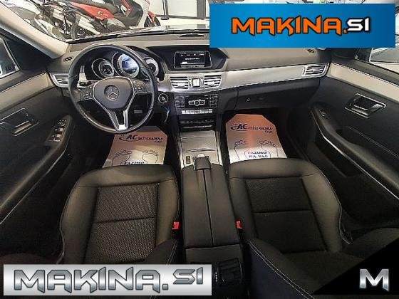 Mercedes-Benz E-Razred E 250 BlueTEC 4MATIC Avantgarde Avtomatic- LED- NAVIGACIJA- PDC