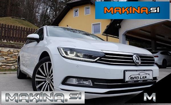 Volkswagen Passat Variant 2.0 TDI BMT Comfortline Xenon- led NAVIGACIJA