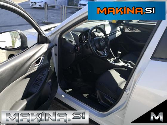 Mazda CX-3 G120 Challenge