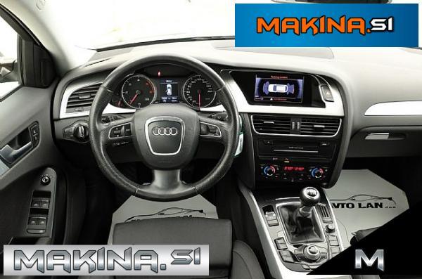 Audi A4 Avant 2.0 TDI DPF Xenon- led NAVIGACIJA  PRIKLOP