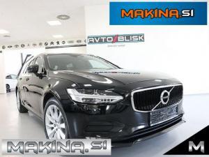 Volvo V90 D4 AWD- LED- 4x4- ACC- GRETJE SEDEŽEV- KEYLESS GO- KAMERA-