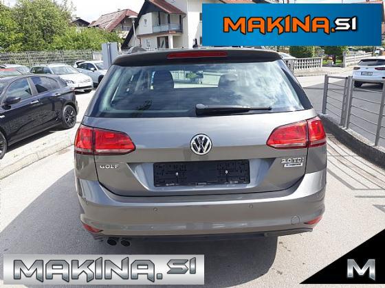 Volkswagen Golf Variant 2.0 TDI BMT Comfortline DSG