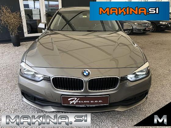BMW serija 3: 320d Avtomatic Efficient Dynamics Edition Touring- navigacija- pdc
