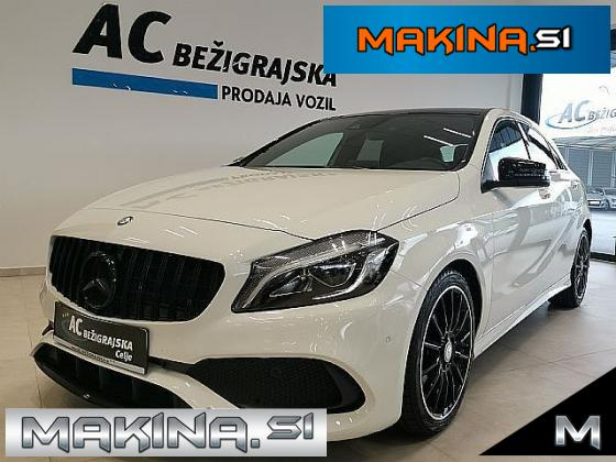 Mercedes-Benz A-Razred A 200 d 4MATIC AMG Line Avtomatic- LED- PANORAMA..