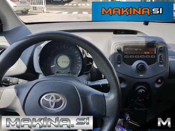 Toyota Aygo 1.0 VVT-i x