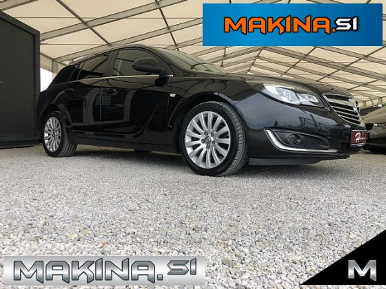 Opel Insignia SportsTourer 2.0 CDTI ecoFlex Edition Start Stop