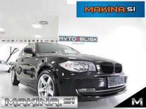 BMW serija 1- 116d-SLOVENSKO VOZILO- BLACK SIJAJ- 5. VRAT- ODLIČEN-