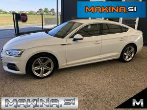 Audi A5 Sportback quattro 2.0 TDI S-line- xenon- navigacija- pdc