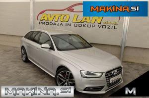 Audi A4 Avant 2.0 TDIe Xenon- led ATRAKTIVEN