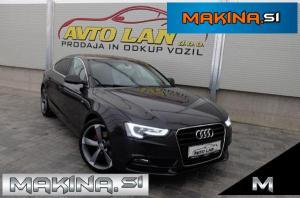 Audi A5 Sportback 2.0 Sport Xenon-led 3D NAVI PRIKLOP